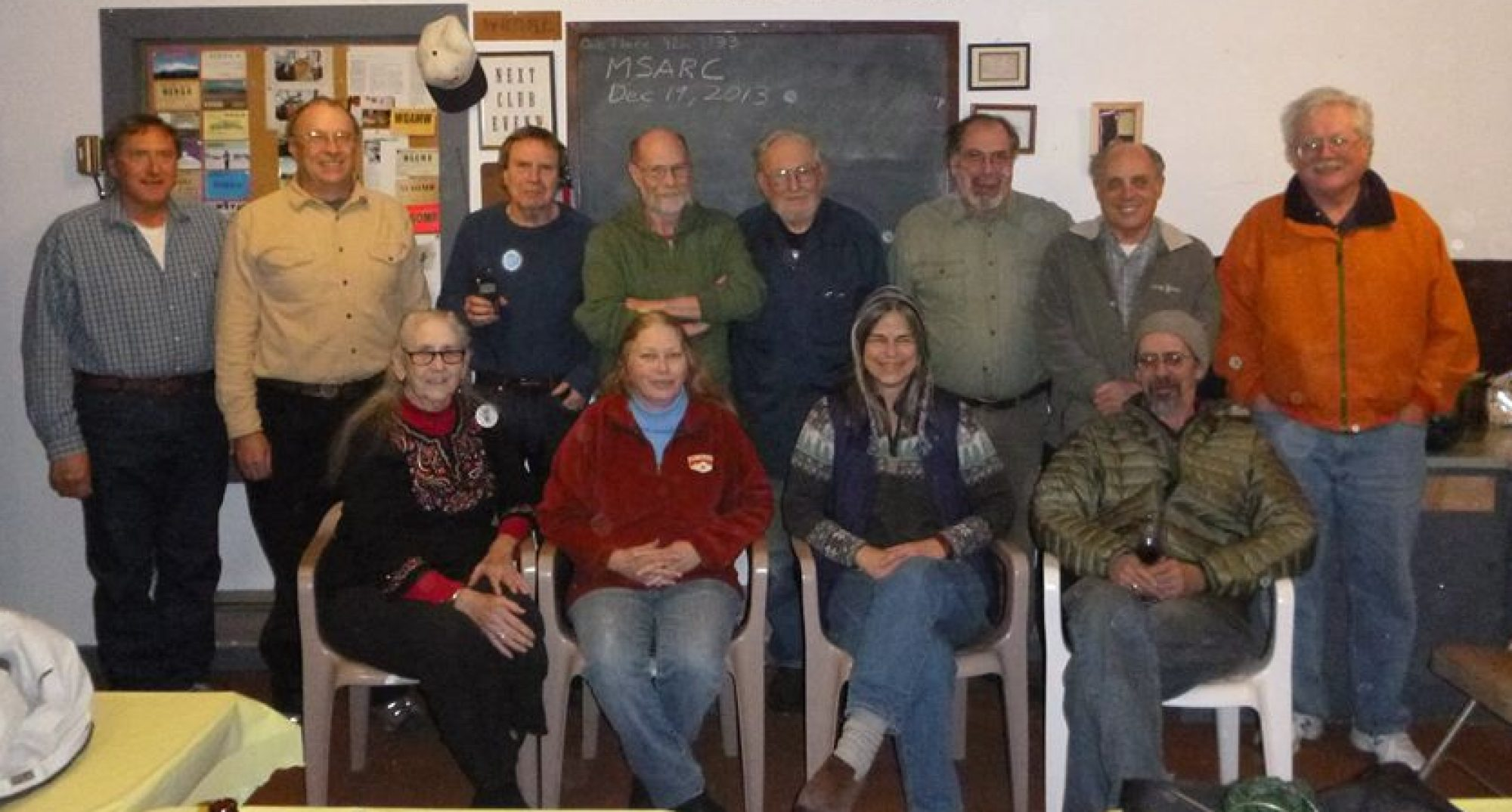 Mt. Shasta Amateur Radio Club